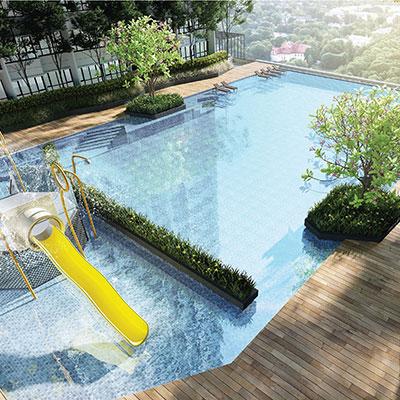 Astor & Barrow - Swimming Pool