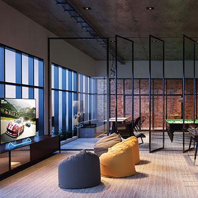 Astor & Barrow - Sport Lounge & Games Room