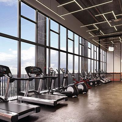 Elmwood - Sky Gym