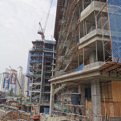 Site Progress October 2019